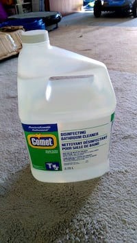 Comet Industrial bathroom cleaner 3.78 liter jug  $20
