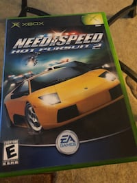 XBOX GAME NEED FOR SPEED HOT PURSUIT 2  Toronto, M1S 1V9