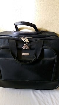 SAMSONITE AND A TRAVELPRO LUGGAGE