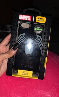 Otter box glow in the dark marvel case  Surrey, V3T 2C2