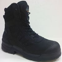 """""""WORKLOAD"""" 6"""" high ankle,steel toed boots size 13. LIKE NEW EDMONTON"""