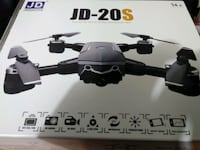 SIKABA Approved: JD-20 Quadcopter Drone (with Cam) Toronto, M3N 2B8
