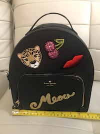 Brand New Kate Spade Leopard Backpack Toronto, M1P 4P5