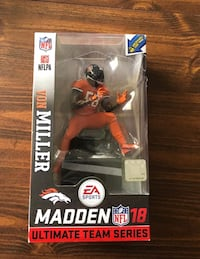 Von Miller figure  Chicago, 60655