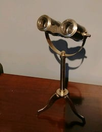 Binocular on tripod stand decor Mississauga, L5B