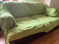 Used Sofa with some wear and tear