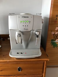 Saeco Incanto Rapid Steam fully automatic espresso machine