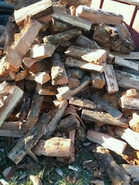 Seasoned oak firewood Berkeley Springs, 25411