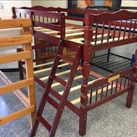 Brand new twin over twin bunk bed (final price) Silver Spring, 20901