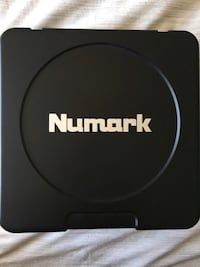 Numark PT-01 Portable Turntable Vinyl Player