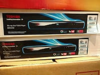 Toshiba Blue Ray DVD PLAYER Barrie, L4N 5K2
