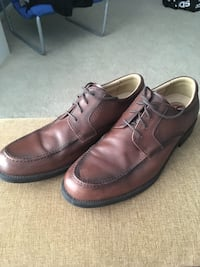 Fairly new men's brown leather dress shoes. Size 12 Lee's Summit, 64086