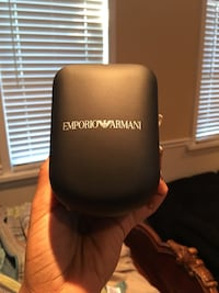 Men's Emporio Armani Watch Temple Hills, 20748