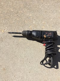 Craftsman 3/8in corded drill Newport News, 23606
