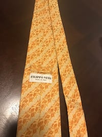 Tie made in Italy gold St Loren Los Angeles, 91316