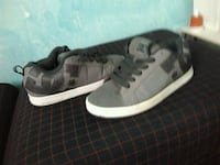 pair of gray-and-white Nike sneakers Lancaster, 93534