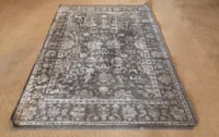 """7' 5"""" x 5' area rug - steam cleaned! - obo San Diego, 92131"""