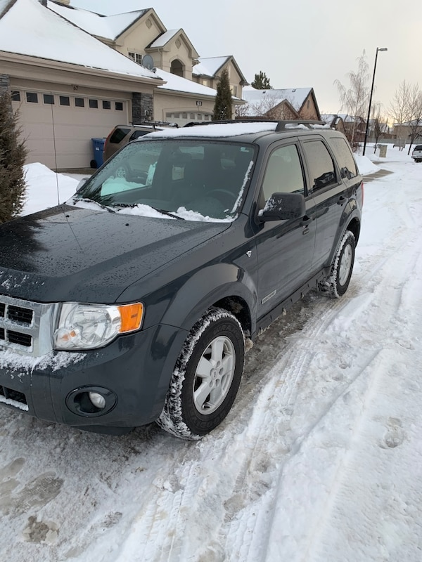 2008 Ford Escape 0