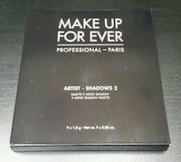Brand New MAKE UP FOREVER Palette!! Queens