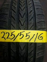 "16"" all season tire with installation 4pc Toronto, M3J 2B9"