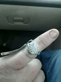 Brand new quarter carat diamond ring for $100 Birmingham, 35235