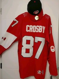 Jersey Size M (Mens) / Hat 7 3/8 (small-medium) Burnaby, V5E 1A1