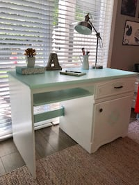 Cute hand painted desk
