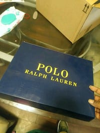 Polo boots 10.5  Kentwood, 49512