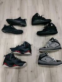 **used** Size 11 1/2 shoes $50 for all Los Angeles, 91331