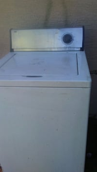 white top-load clothes washer Phoenix, 85035