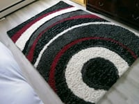 red, white, and black area rug Calgary, T2T 1C9