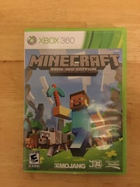 Minecraft for XBOX 360 Charles Town, 25414