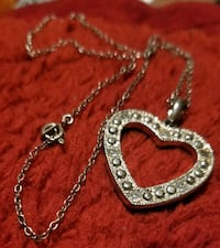 Heart Necklace 18' $20 Indianapolis, 46201