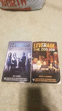 Leverage book set Glencoe, 55336