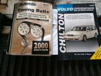 Volvo and belt timing book. Hyattsville, 20783