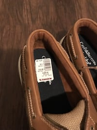 Pair of brown sperry boat shoes Merced, 95340