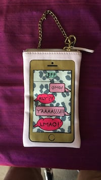 Phone case clutch. Great gift!