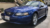 2002 Ford Mustang Deluxe San Jose