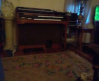 brown wooden upright piano Norwood, 02062