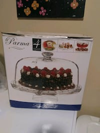 4-in-1 cake/punch/appetizer platter Oakton, 22124