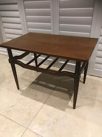 Side table or small coffee table.