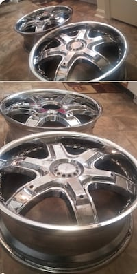 Giovanni Rims 20's (SET OF 4 LIMITED EDITION) Baltimore
