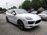 Porsche Cayenne 2014 Houston