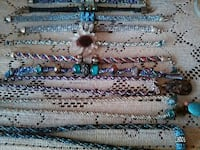 Handmade Braided Various Bracelets & Necklaces