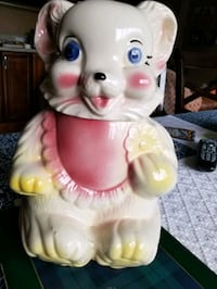 Vintage Royal Ware Teddy Bear Cookie Jar Mississauga, L5L 5K4