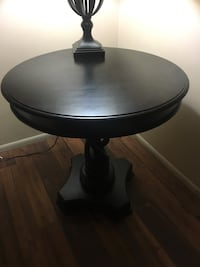 Round wood table Holiday, 34690