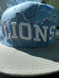 NFL Detroit Lions Vintage Collection Fitted Wichita, 67214