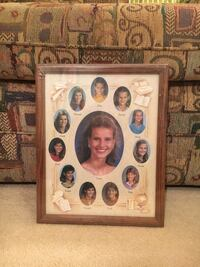 """Unopened grades 1-12 picture frame (11"""" x 14"""") Annandale, 22003"""