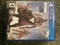 Destiny Sony PS4 game case Rogers, 72758