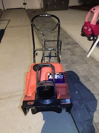 "Ariens 5hp 22"" Snow Blower with Electric Start and Easy Access Chute Control - Fully Tuned Up"